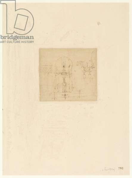 Codex Atlanticus, sheet 792 recto