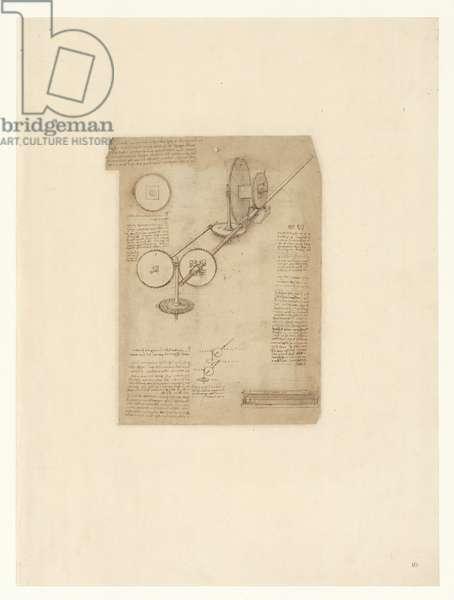 Codex Atlanticus, sheet 10 recto