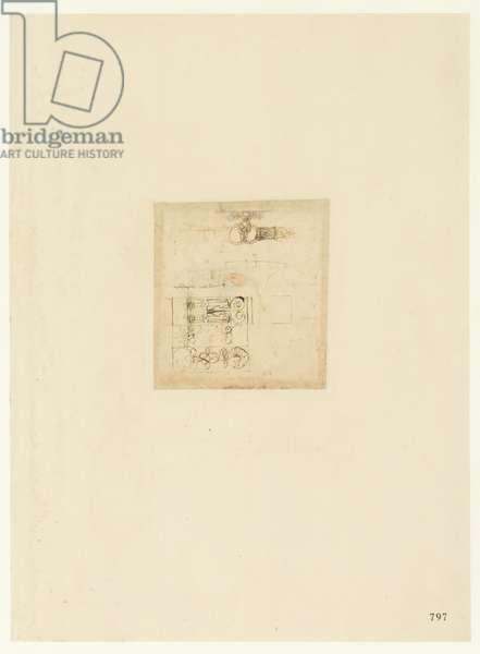 Codex Atlanticus, sheet 797 recto