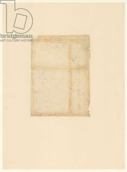 Codex Atlanticus, sheet 556 verso