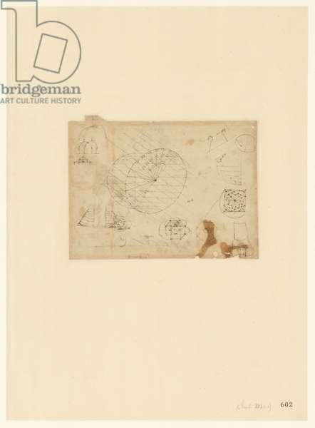 Codex Atlanticus, sheet 602 recto