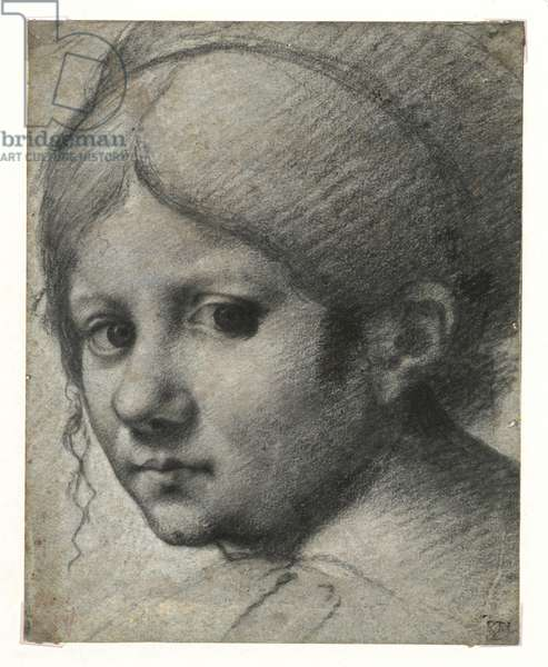 Young Girl Head
