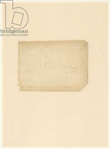 Codex Atlanticus, sheet 561 verso