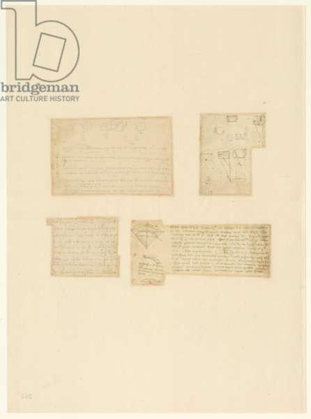 Codex Atlanticus, sheet 261 verso