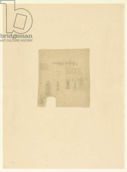 Codex Atlanticus, sheet 1011 verso