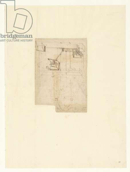 Codex Atlanticus, sheet 25 recto