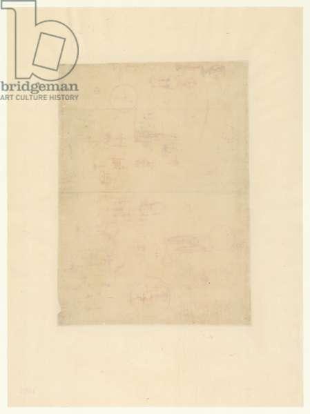 Codex Atlanticus, sheet 1077 verso