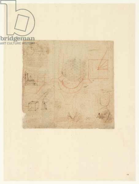 Codex Atlanticus, sheet 44 recto