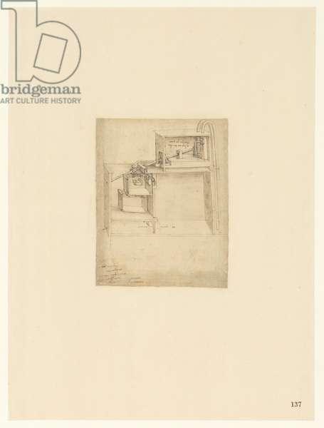 Codex Atlanticus, sheet 137 recto