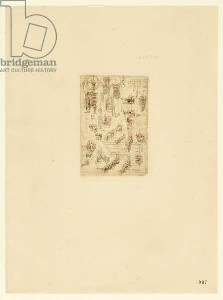 Codex Atlanticus, sheet 987 recto