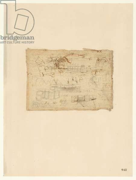 Codex Atlanticus, sheet 942 recto
