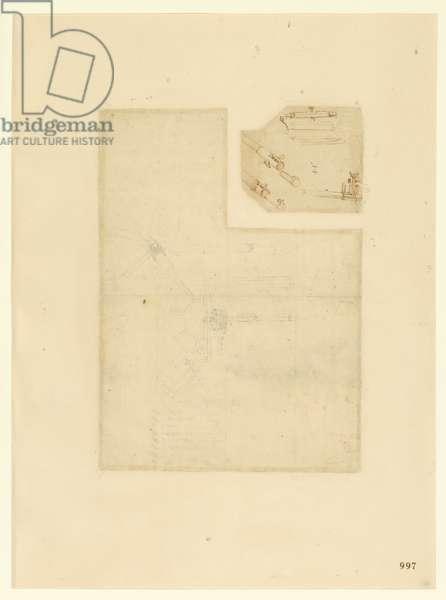 Codex Atlanticus, sheet 997 recto