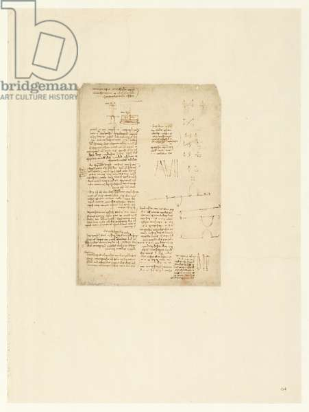 Codex Atlanticus, sheet 64 recto