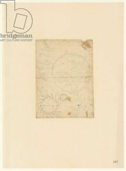 Codex Atlanticus, sheet 557 recto