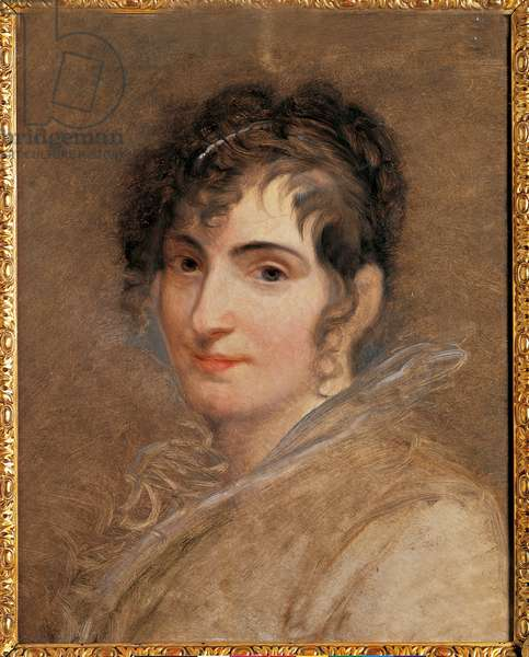 Female Portrait, 1790-1810 (oil on canvas)