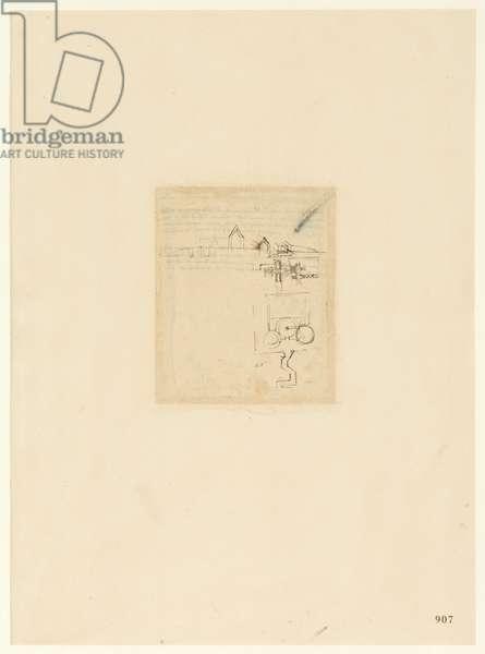 Codex Atlanticus, sheet 907 recto