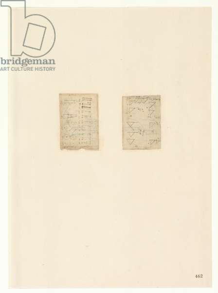 Codex Atlanticus, sheet 462 recto