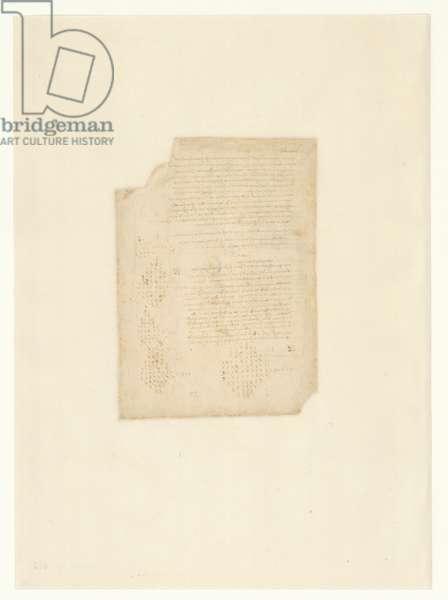Codex Atlanticus, sheet 477 verso