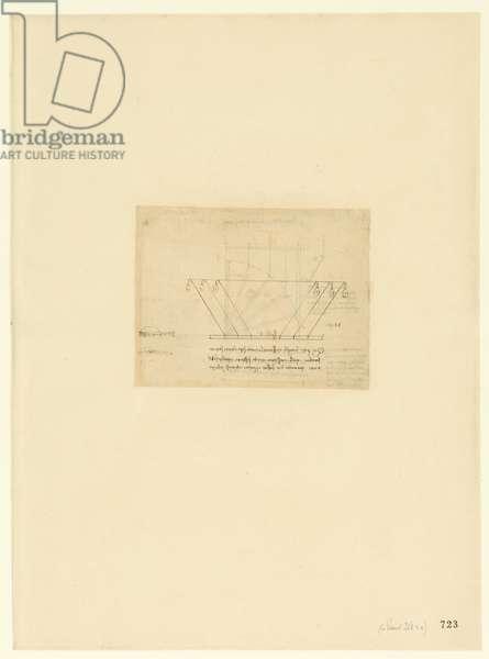 Codex Atlanticus, sheet 723 recto