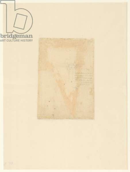 Codex Atlanticus, sheet 277 verso