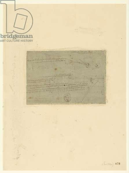 Codex Atlanticus, sheet 678 recto