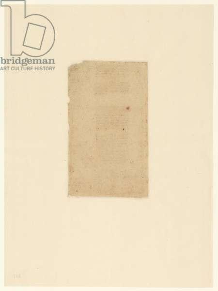 Codex Atlanticus, sheet 337 verso