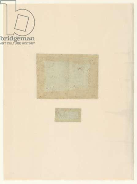 Codex Atlanticus, sheet 932 verso