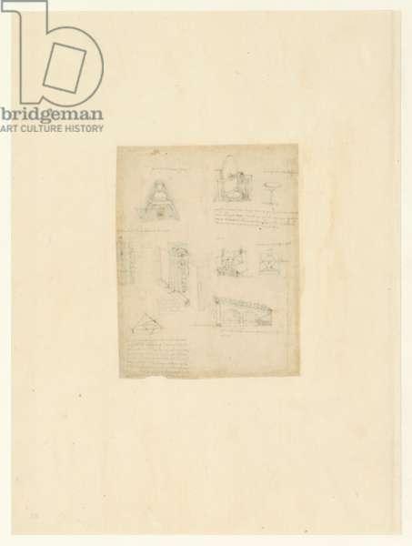 Codex Atlanticus, sheet 87 verso