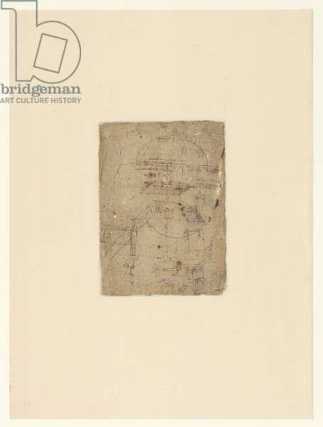 Codex Atlanticus, sheet 97 verso