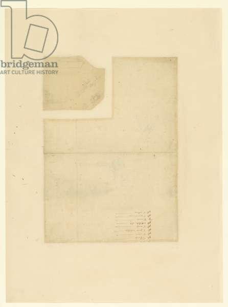 Codex Atlanticus, sheet 997 verso