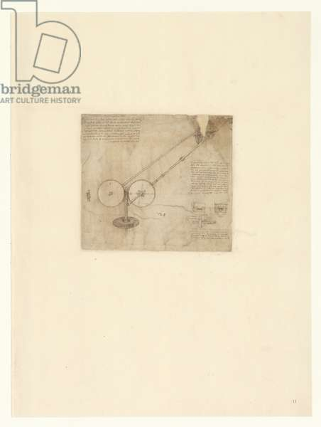 Codex Atlanticus, sheet 11 recto