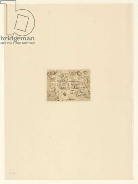 Codex Atlanticus, sheet 252 verso