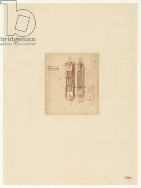 Codex Atlanticus, sheet 1102 recto