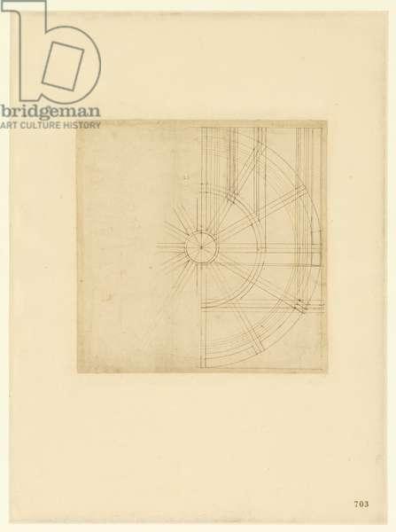 Codex Atlanticus, sheet 703 recto