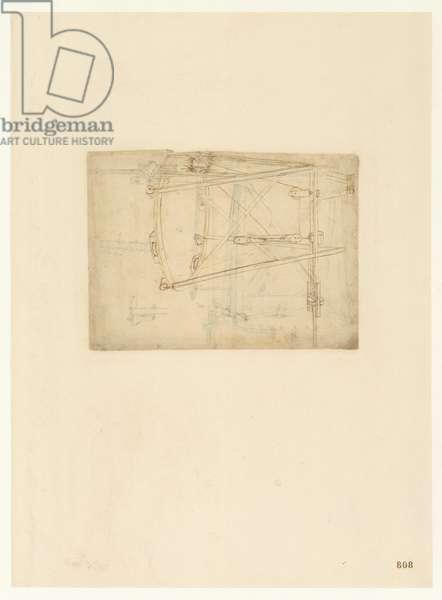 Codex Atlanticus, sheet 808 recto