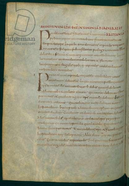 Manuscript S 33 Sup