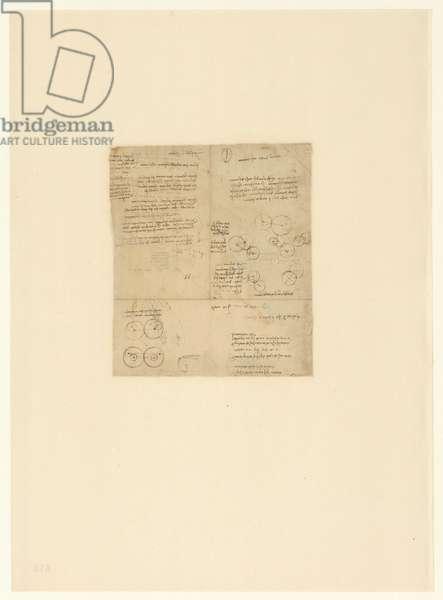 Codex Atlanticus, sheet 618 verso