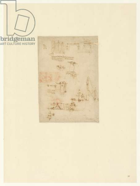 Codex Atlanticus, sheet 35 recto