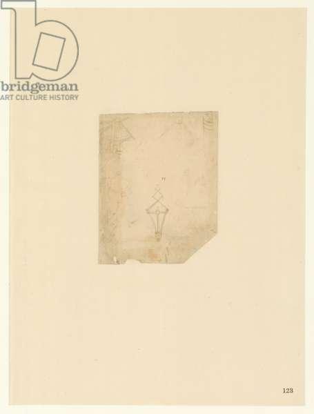 Codex Atlanticus, sheet 128 recto