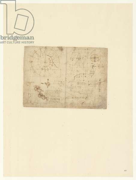 Codex Atlanticus, sheet 40 recto