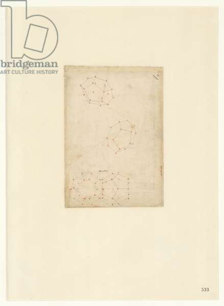 Codex Atlanticus, sheet 533 recto