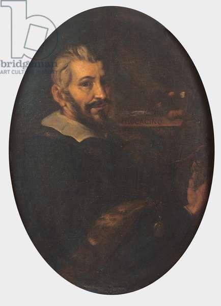 Portrait of Giulio Cesare Procaccini, c.1620 (oil on canvas)
