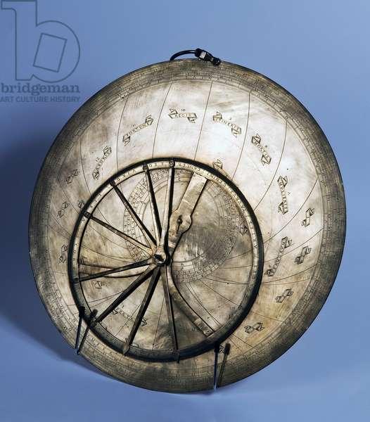 Copper Astrolabe