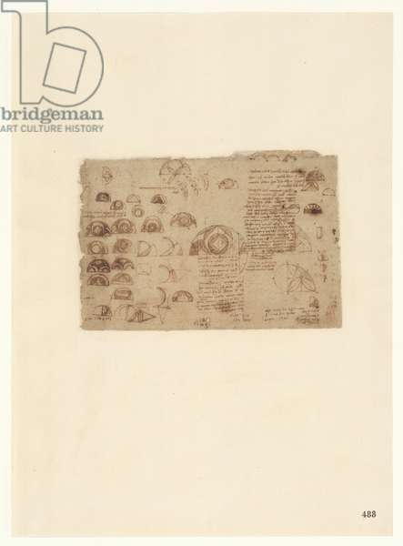 Codex Atlanticus, sheet 488 recto
