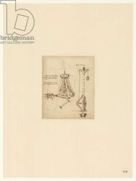 Codex Atlanticus, sheet 138 recto