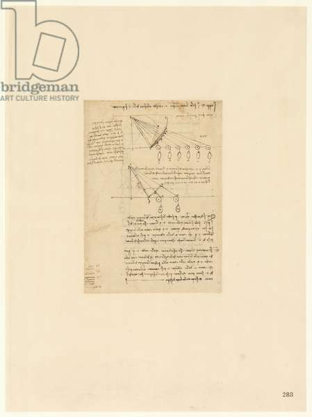 Codex Atlanticus, sheet 288 recto