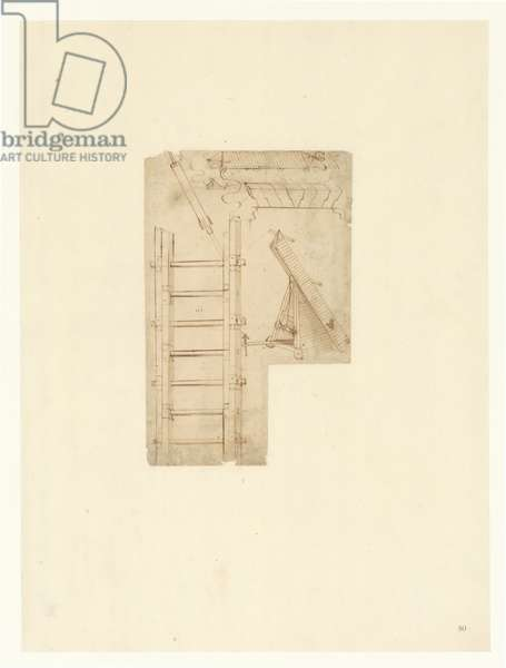 Codex Atlanticus, sheet 50 recto