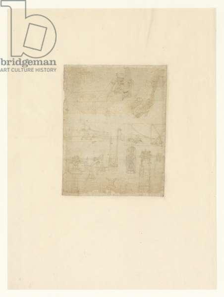 Codex Atlanticus, sheet 6 verso
