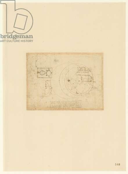 Codex Atlanticus, sheet 548 recto