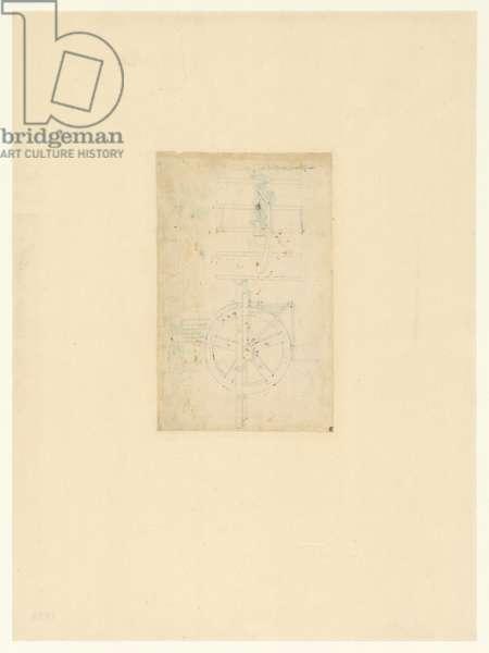 Codex Atlanticus, sheet 1092 verso